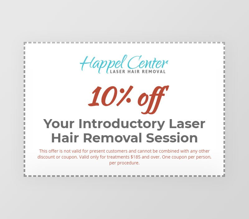 Pittsburgh Laser Hair Removal Coupons