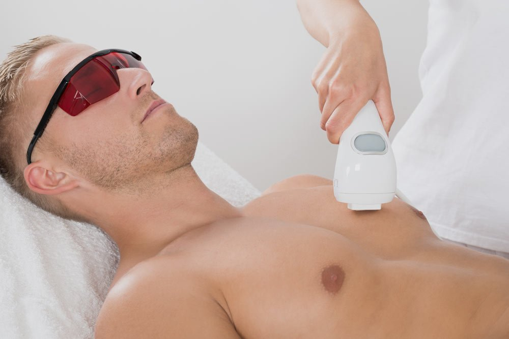 Laser Hair Removal For Men in Pittsburgh